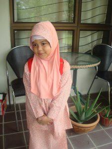 ношен хиджаба