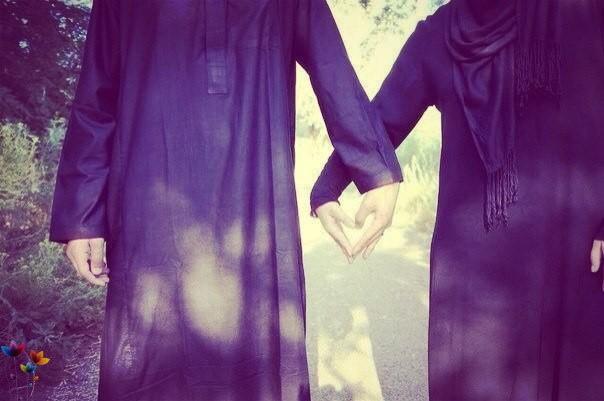 Он и она знакомства мусульман